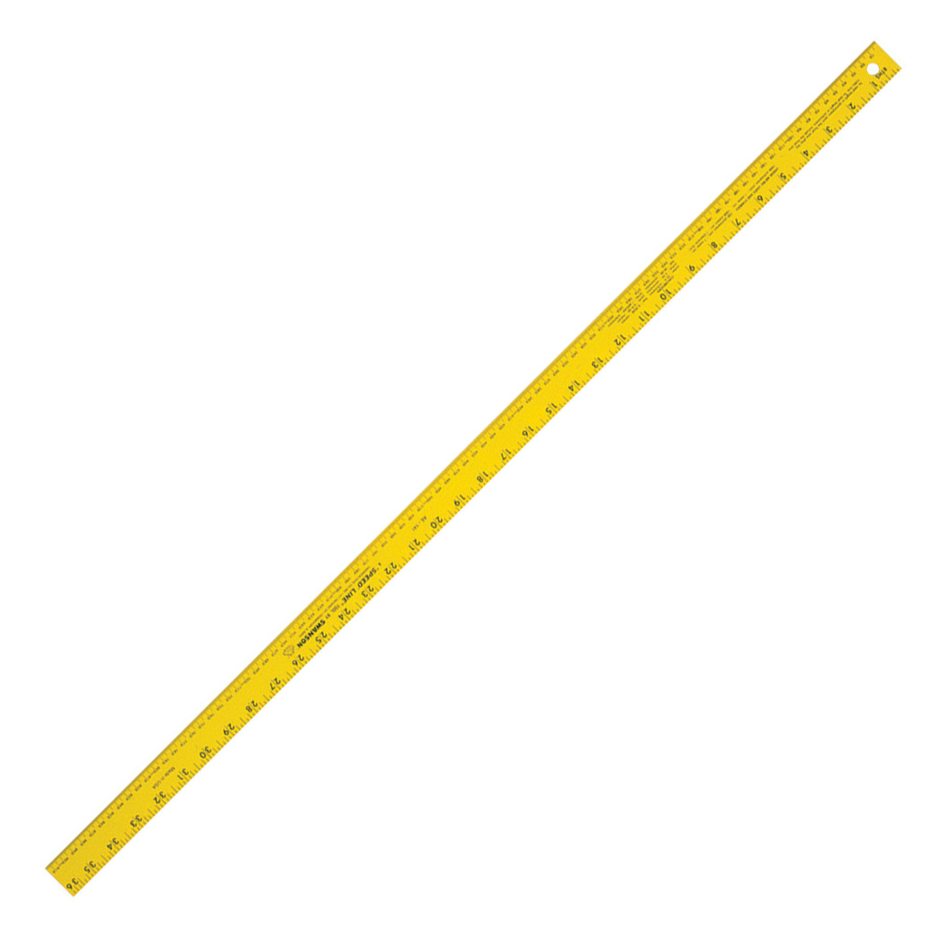 36 in. Yardstick - Swanson Tool Company