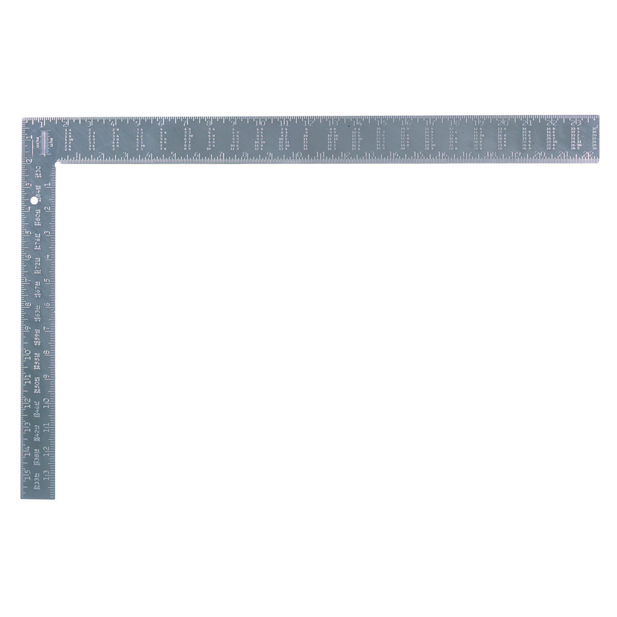 16 in. x 24 in. Aluminum Rafter Square - Swanson Tool Company