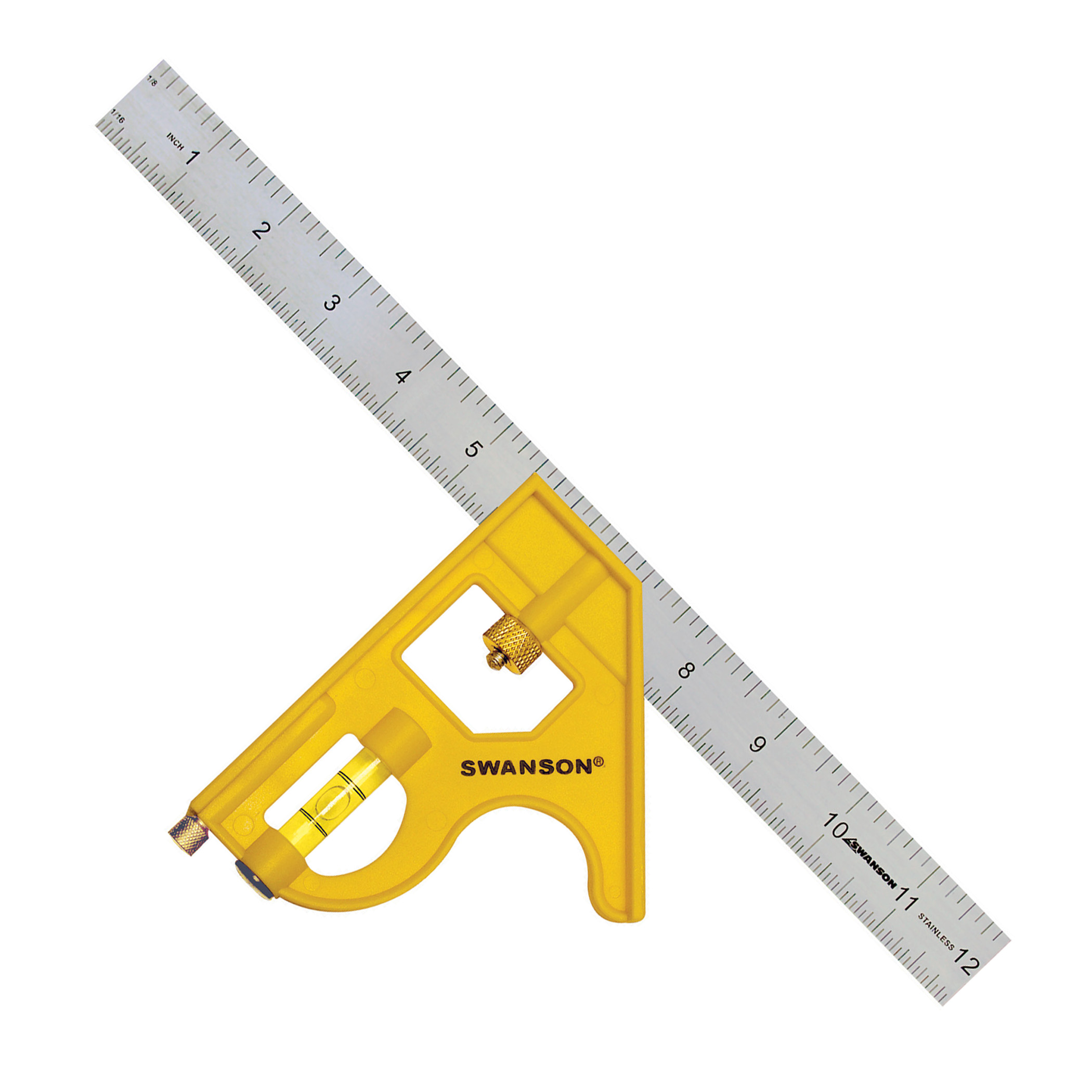 12 In Speedlite 174 Combination Square Swanson Tool Company