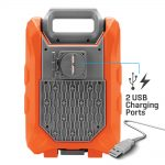 Swanson 920USB 3600 Lumens 40W Foldable LED Worklight +USB