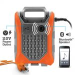 Swanson 950BT 9000 Lumens 100W Foldable LED Worklight