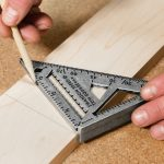 Swanson Speed Trim Square protractor angle finder