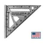 Swanson Speed Trim Square Made in the USA