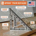 Swanson Speed Trim Square features