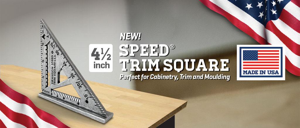 Swanson Speed Trim Square-New Speed Trim Square