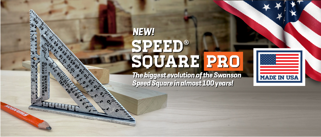 Swanson Speed Square PRO